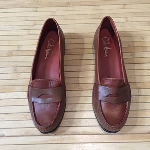 Cole Haan genuine leather loafers